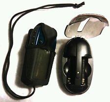 VINTAGE GARMIN ETREX LEGEND PERSONAL HANDHELD GPS NAVIGATOR BAT. CHARGER MANUAL