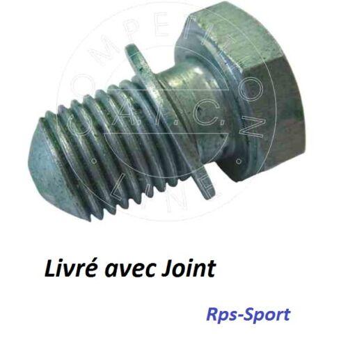 Bouchon Vis de carter joint AUDI TT 8N 1.8 T 180ch