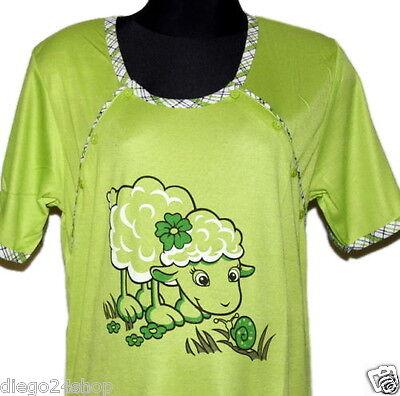 Gehorsam % Sale % -ausverkauf- Schwangerschaft/still-nachthemd Kurzarm Gr. S...2xl