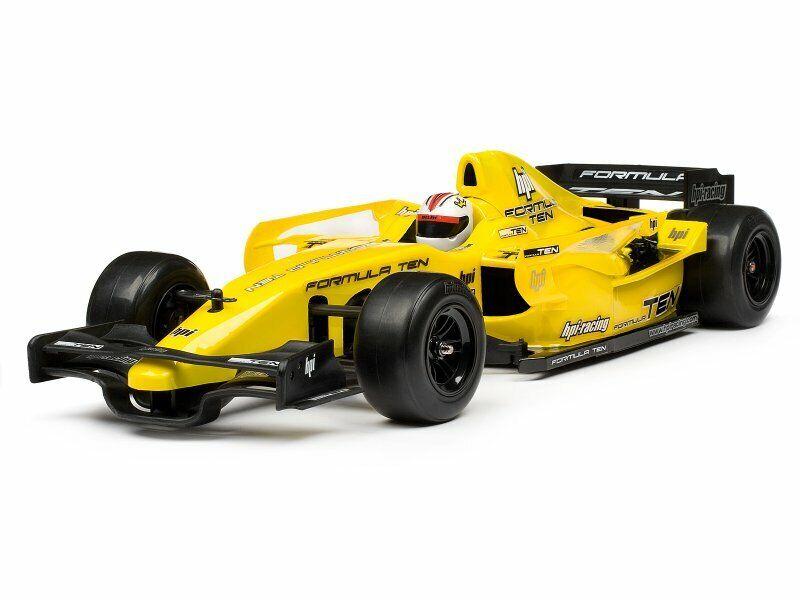 (HPI 102869) Formula Tem Type 016C Clear Body