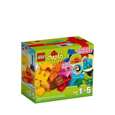 NEW Lego Duplo Creative Builder Box 10853