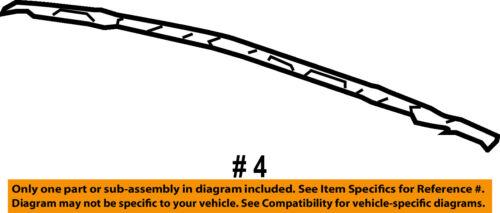 GM OEM-Wiper Blade 20918022
