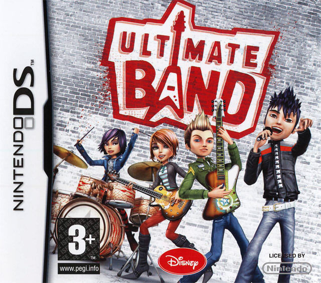 Jeu Musical Ultimate Band Nintendo DS Neuf