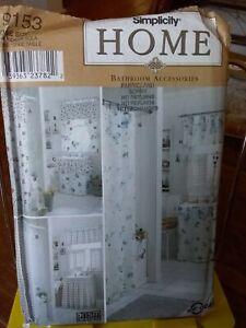 Oop-Simplicity-Home-Donna-Aslanian-9153-bathroom-accessories-curtain-skirt-NEW