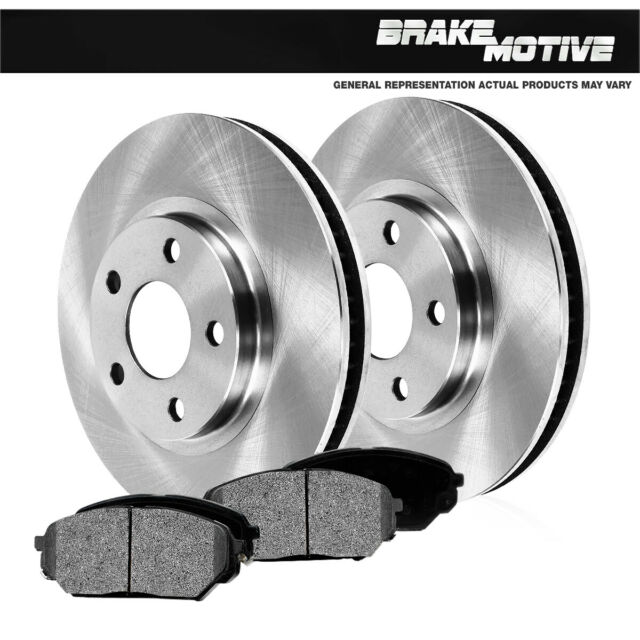 Front Brake Rotors For 1997 1998 1999 2000 2001 2002 2003 2004 FORD F150 4WD 4X4