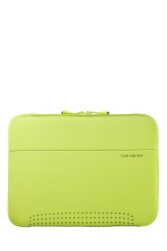 "Samsonite Aramon MacBook Laptop Funda Bolso Estuche Bolsa 13.4/"" Verde Lima"