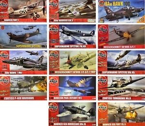 Airfix-1-48-Aircraft-Military-Plane-New-Plastic-Model-Kit-1-48