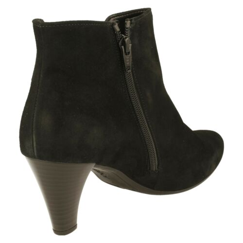 Ankle Ladies Black 31 701 Gabor 17 Boots Z75xzqwA