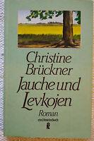 Jauche und Levkojen von Christine Brückner