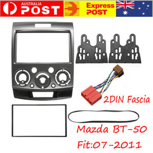 For-Ford-Ranger-PK-PJ-For-Mazda-BT-50-07-2011-Double-Din-Fascia-Facia-Dash-Kit