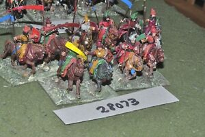 25mm Renaissance / Turkish - Auxiliary Light 10 Figures Cav (28073)