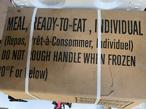 MRE Ready-to-Eat Military Surplus 12 Meals A/A