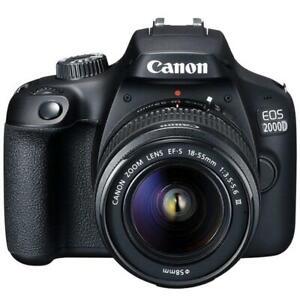 Camara-SLR-Canon-EOS-2000D-Rebel-T7-24-1MP-CMOS-1080p-D-Lente-EF-S-18-55mm