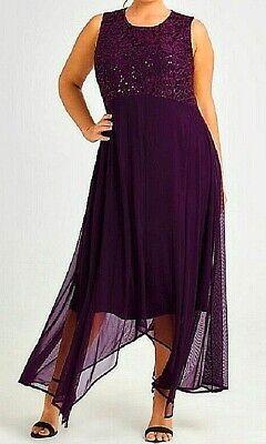 22 Akila Dress luxe NWT rrp$280! TS dress TAKING SHAPE EVENT WEAR plus sz L