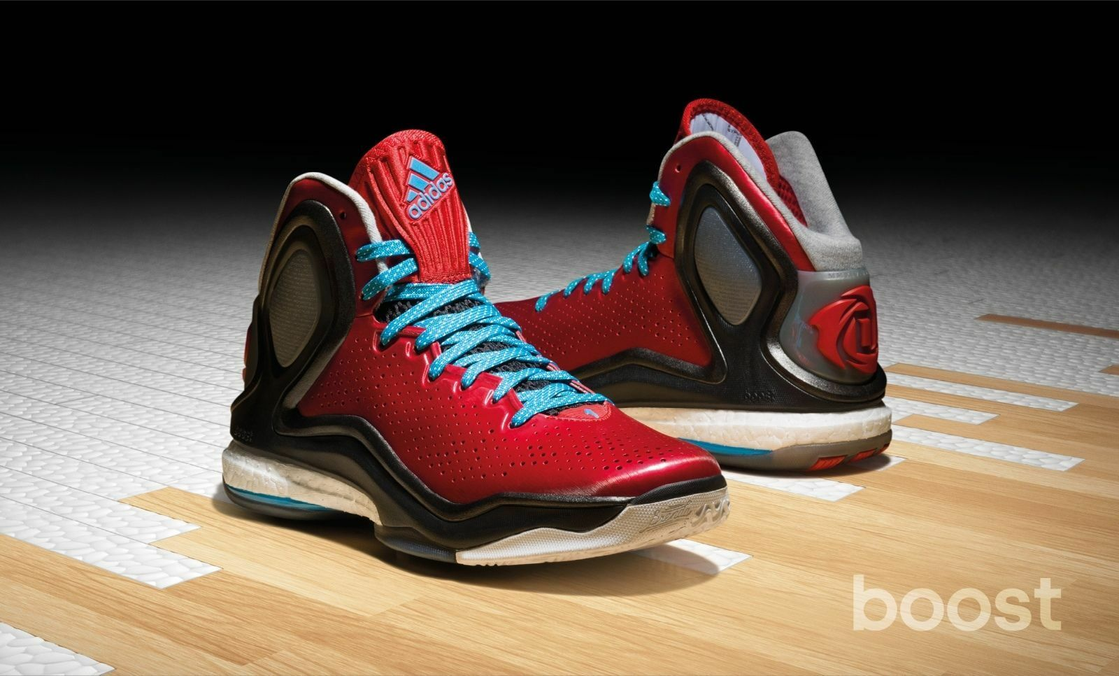 Adidas D Rose 5 Boost C75593 Size US 12 - Derrick Rose