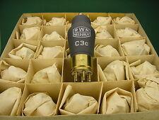 2 x C3c RFT Poströhre NOS / Röhre Valve -> Tube amp / Röhrenverstärker