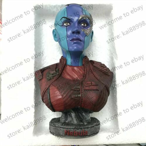Guardians of Galaxy Nebula autobust STATUE FIGURINES nuovo IN scatola 18cm