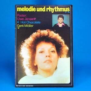 GDR-Melody-and-Rhythm-6-1978-Hot-Chocolate-Uwe-Jensen-Stern-Combo-Meissen