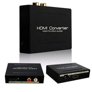 HDMI-to-HDMI-amp-Optical-SPDIF-RCA-L-R-1080P-Audio-Extractor-Converter-Splitter