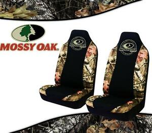 Mossy oak camouflage universal spandex bucket seat covers for Mossy motors used cars