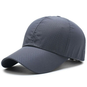 Women-Men-Sport-Baseball-Mesh-Hat-Running-Visor-Quick-drying-Cap-Summer-Outdoor