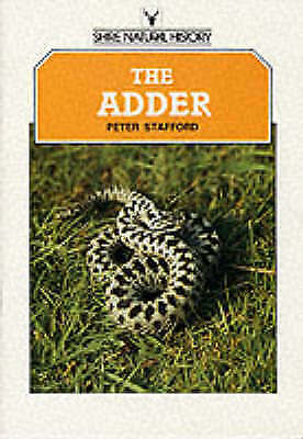 The Adder (Shire Natural History)