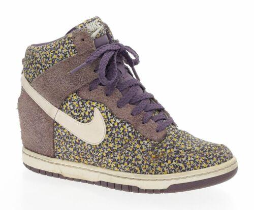 NIKE Dunk Sky High Top Shoes 7.5 Womens Liberty Fl