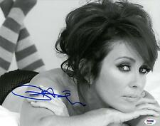 Patricia Heaton Signed Sexy Authentic Autographed 11x14 Photo PSA/DNA #Z14353