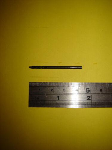 "3//32/"" Stub Stubby Drill Bit Precision Model Engineering Metal Working"