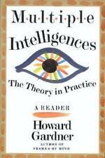 Multiple Intelligences: The Theory in Practice, Howard Gardner, 046501822X, Book