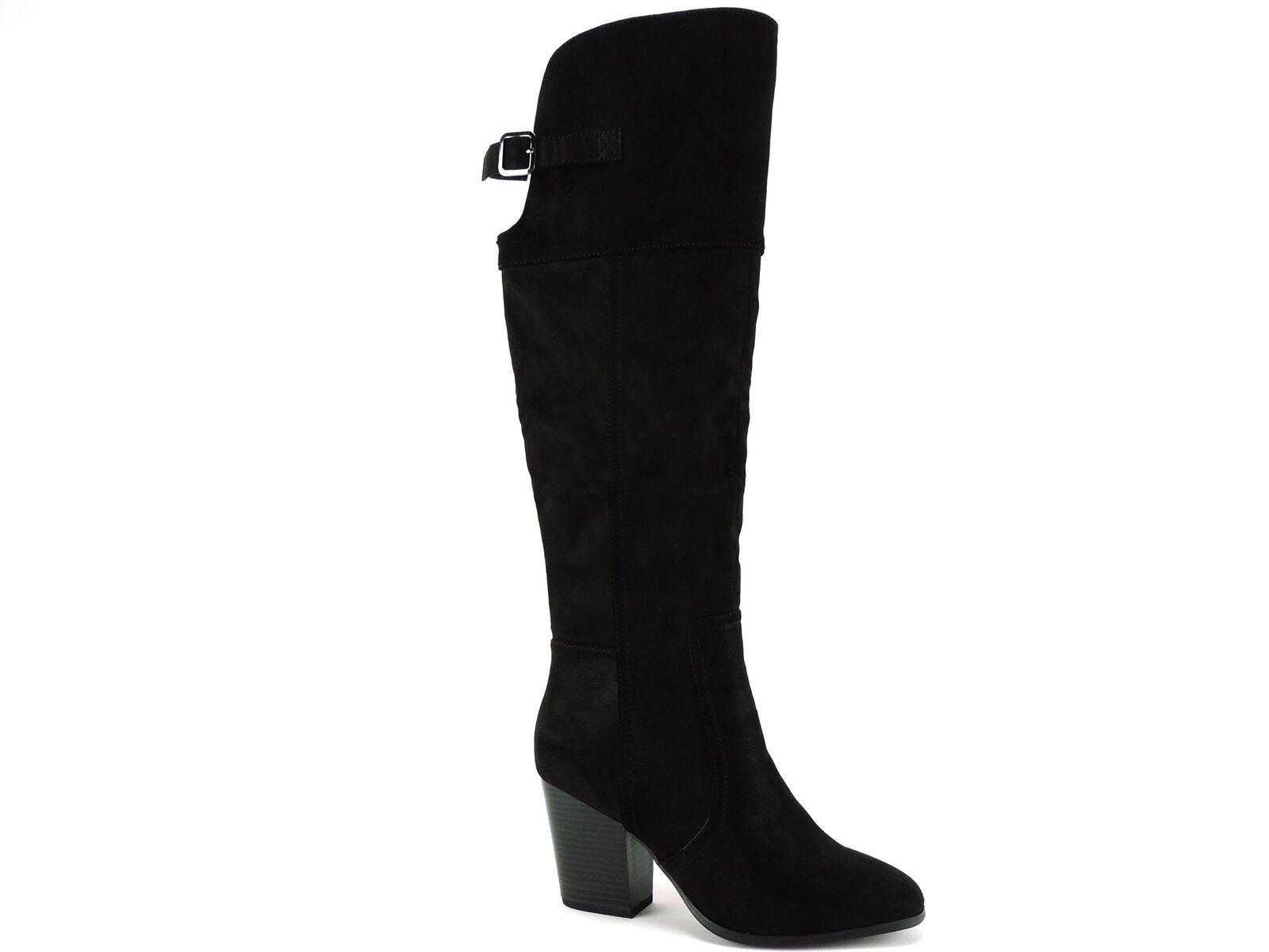 Easy Street Street Street Mujer Maxwell sobre la rodilla botas Negras Talla 8.5 de ancho  Las ventas en línea ahorran un 70%.