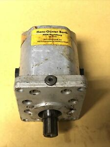 DDR Orsta VEB Hydraulikpumpe Hydraulik Pumpe Traktor Stapler 12,5 1414...