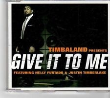 (FM621) Timbaland, Give It To Me - 2007 DJ CD