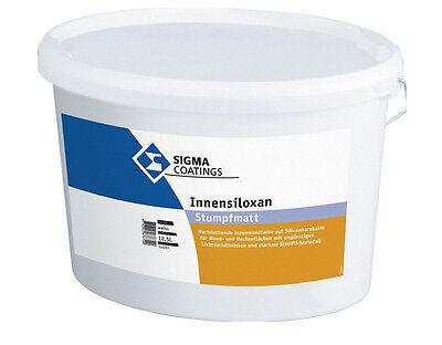 LiebenswüRdig Sigma Innensiloxan 12,5 Liter Weiss Hochdeckend Top Wassermelonen Auf Siliconharzbasis