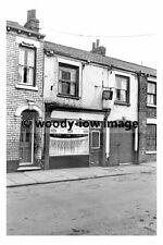 rp17444 - Fish & Chip Shop at no 7a Bean Street ,  Hull , Yorkshire - photo 6x4