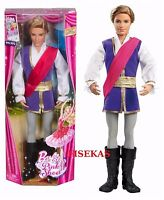 Barbie In The Pink Shoes Ken Prince Siegfried Doll X8811 2012