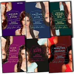 the lying game by sara shepard essay Pretty little secrets liars 45 sara shepard  little mistakes bez skazy pretty little liars 2 pretty little liars and the lying game starter collection pretty.