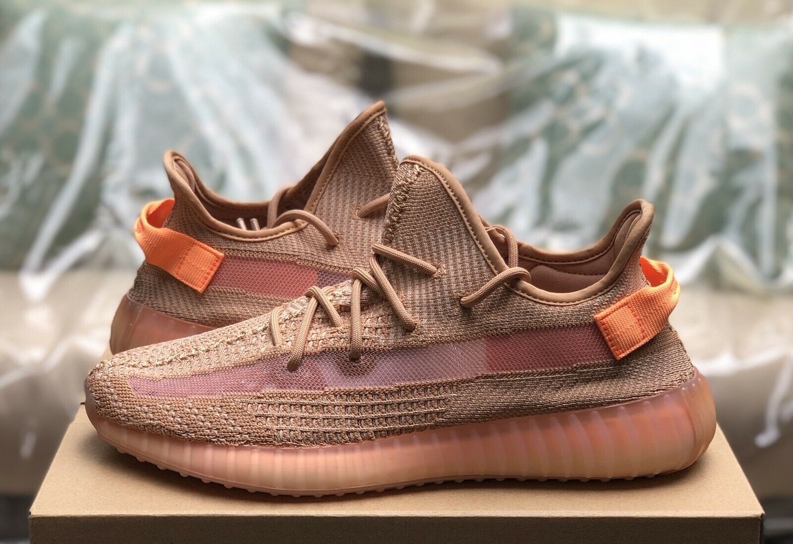 Adidas Yeezy Boost 350 V2 Clay Size 11 Ready To Ship