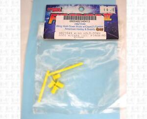 Hobbyzone-RC-Parts-Wing-Hold-Down-Rods-With-Caps-2-Firebird-HBZ1049