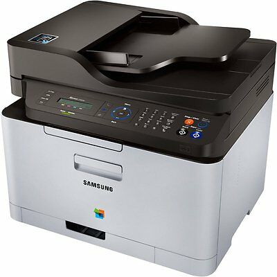 SAMSUNG SL-C460FW Colour Laser  Printer