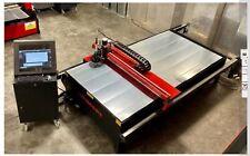 New 5x10 Advance Cutting Systems Ductcutter Ii Hvac Plasma Cutting System