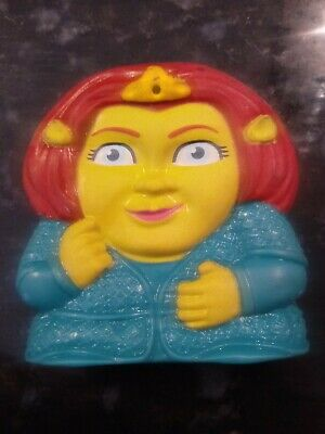 General Mills 2010 Shrek Forever After 2 Princess Fiona Water Squirter Ebay