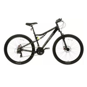 "Apollo Gradient Mens Mountain Bike 14"" Lightweight Full Alloy Frame Bicycle NEW"