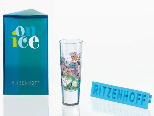 Ritzenhoff Shortdrinkglas Shot Schnaps Schnapsglas On Ice Helena Ladeiro 09 NEU
