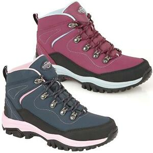 Ladies Waterproof Walking Shoes Size