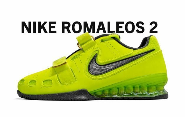 NIKE ROM ROM ROM Leos 2 Weightlifting Power Lifting scarpe sollevamento pesi Scarpe ROM Leos e958b0