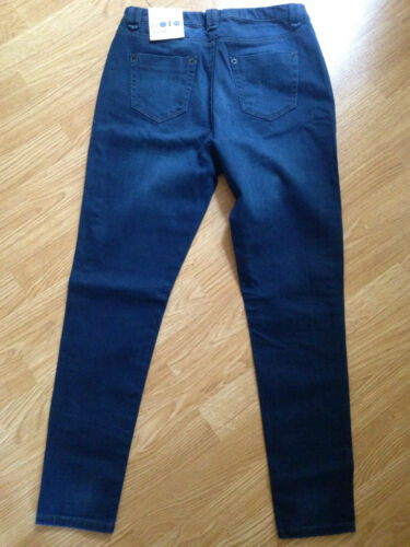 TOPSHOP Denim Ladies Tapered Leg Jeans Size 8 W26 10 W28 12 W30 NEW L32 £40 LY10
