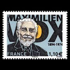 "France 2014 - Maximillian Vox ""1894-1974"" Art - Sc 4699 MNH"