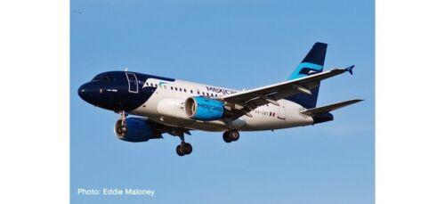 Herpa 534772-1//500 Mexicana de Aviación Airbus A318 XA-UBT Neu