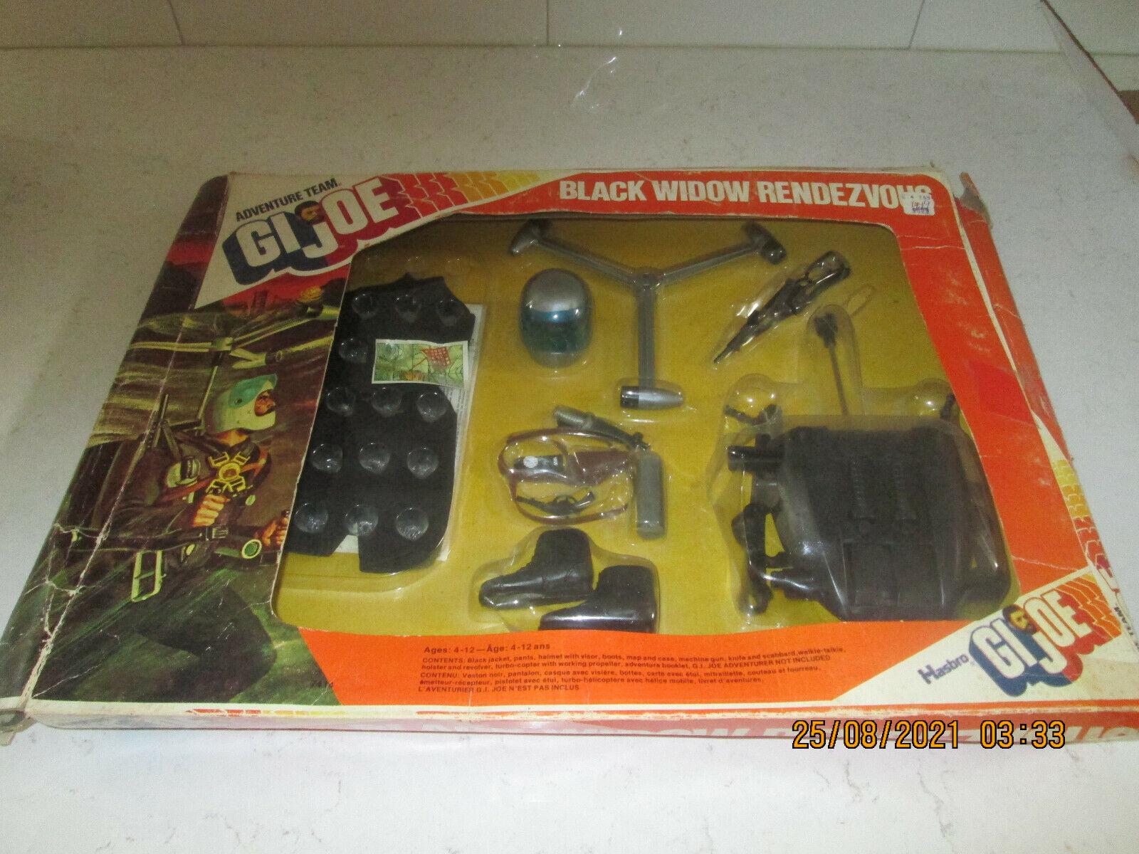 GI Joe Black Widow Rendezvous set- 5 Awesome Things on eBay